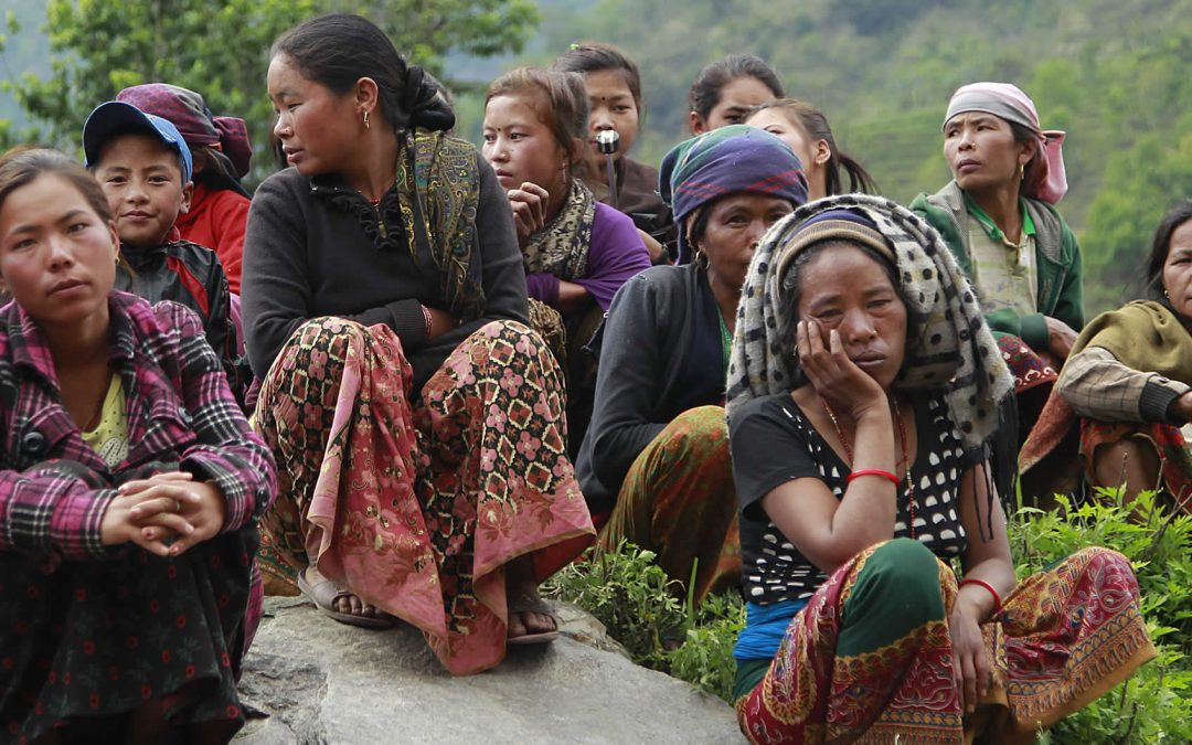 Nepal Earthquake Response 2015