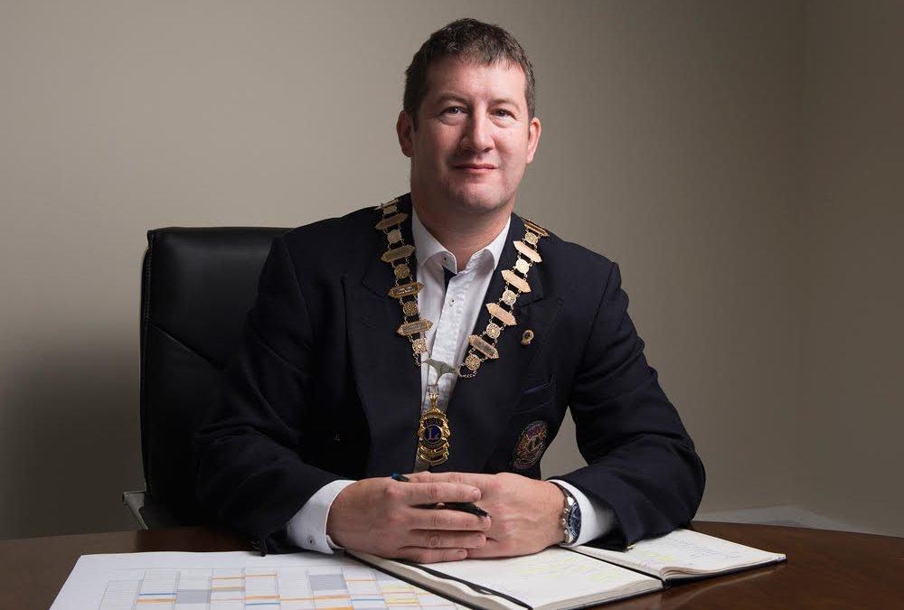 Westport Lion Heads Irish District